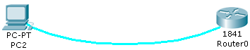 MOTD banner and telnet lab in packet tracer